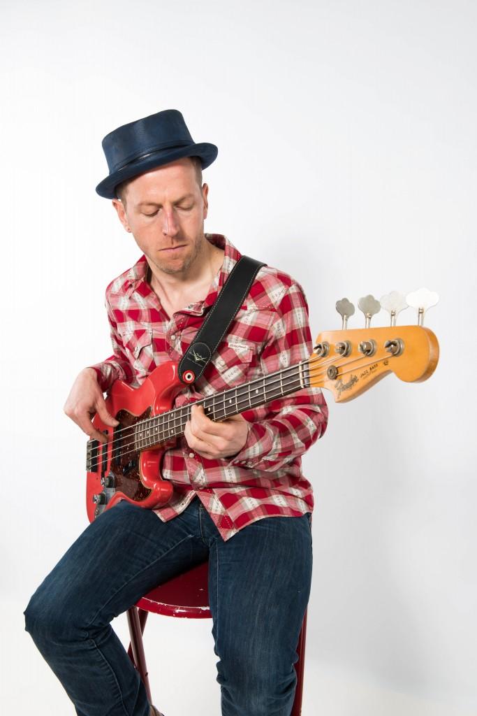 Bassiste Paris Fabrice Donnard